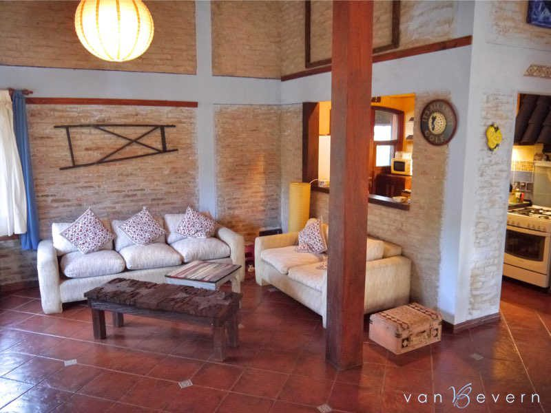 House in quiet area, near the beach in Punta Ballena