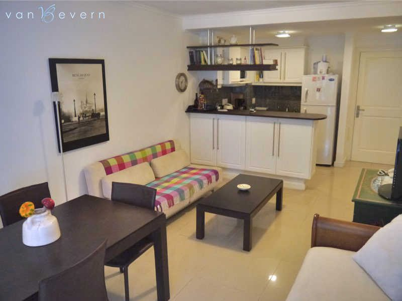 Apartment in gated community in Punta Ballena - PBA622