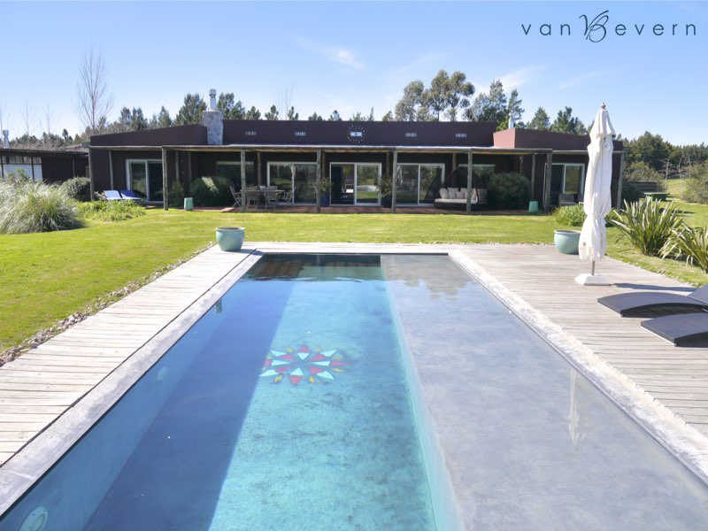 House with pool in gated community near La Barra - LBC726