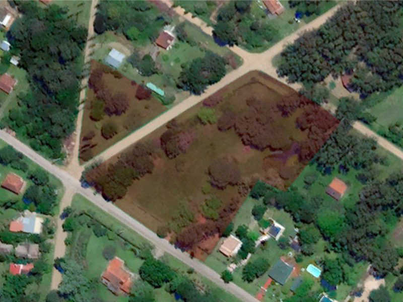 8 building lots (8,330 - 22,000 sqft) in the beach town of Solís - SOB820