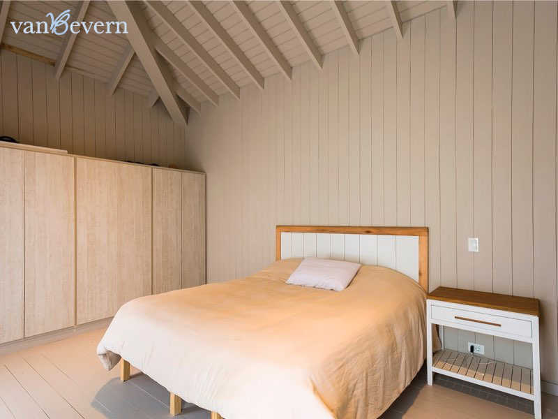 Wooden house close to the beach in a gated residential complex - BAH826
