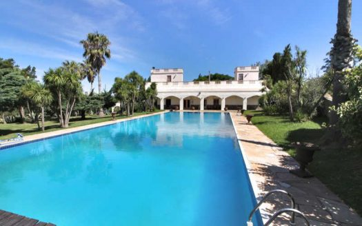 10 acres dream chacra, with historic main house, near Punta del Este - PBC901