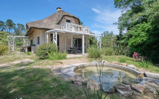 Small thatched cottage in beautiful location, near Punta Ballena - PBH933