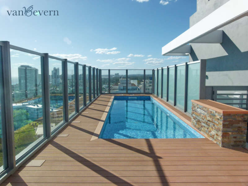 Small apartment with a beautiful view of the Atlantic coast - PEA934