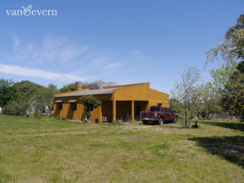 5 ha Chacra mit Wohnhaus unweit Atlántida - ATC029