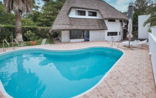 Large thatched cottage, near the beach in Punta del Este - PEH103